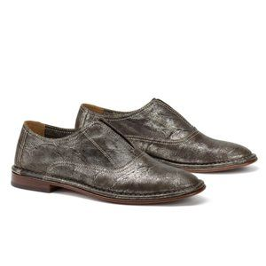 Trask Avery metallic loafer. Size 11.